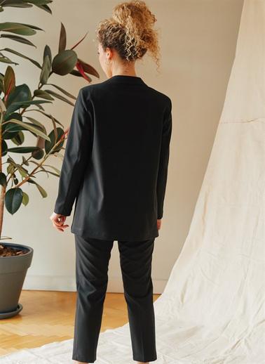 Love My Body Ceket Siyah